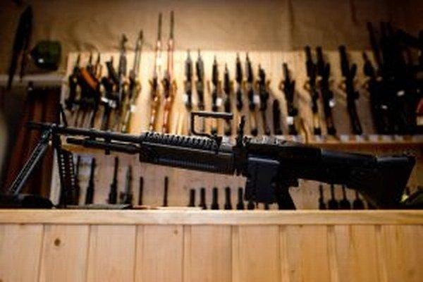 Legislatíva v oblasti expanzných zbraní sa sprísnila.
