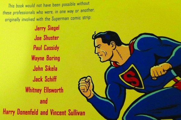 Medzi spoluautormi Supermana je aj meno Johna Sikelu. rodáka z Veľkých Kozmáloviec.