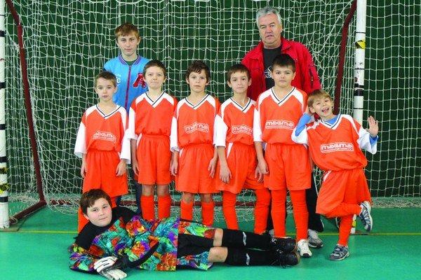 Víťazom turnaja sa stali futbalisti Rybníka.