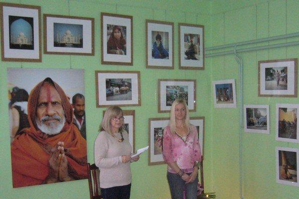 Cestu po Indii zdokumentovala Z. Oostrolúcka na fotografiách.
