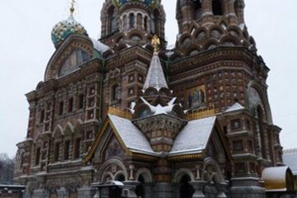Záver roka je v Rusku iný. Arkadyi Borovikov ho bude tráviť v Šahách.