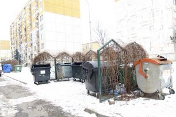 Za odpad zaplatia Levičania tento rok viac.