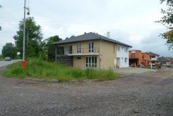 Nová ulica vzniká aj pri sídlisku Vinohrady.