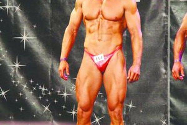 Michal Vajda počas súťaže v Budapešti