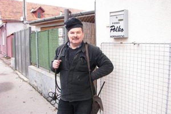 Kamil Palko hovorí, že problematické sú vyše 20-ročné rodinné domy. Komíny sú neudržiavané, k požiaru je len krôčik.