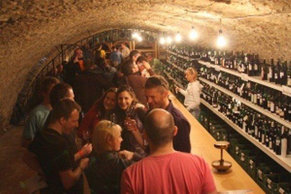Zo 4. Celoslovenskej výstavy vín, Skalica 2010.