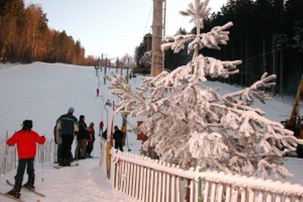 Ski Land Stará Myjava.