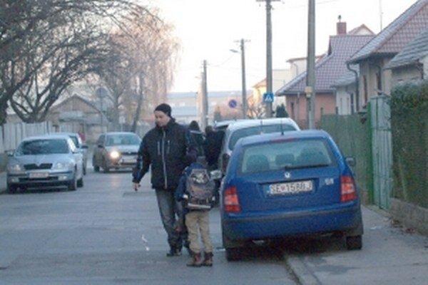 Komenského ulica.