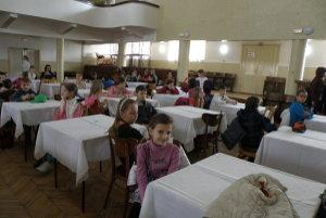 V Hlbokom sa znovu zišli malí slovenčinári.