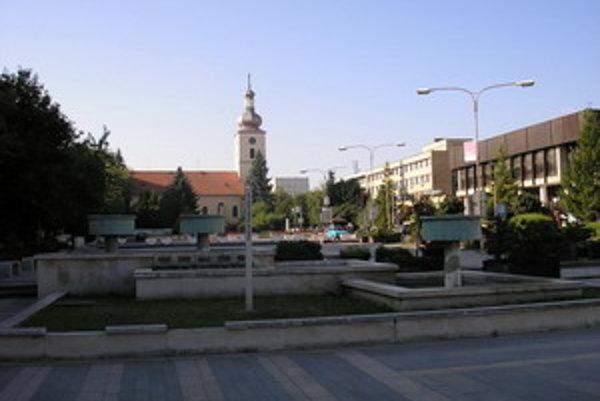 Ilustračné foto mesta Senica.