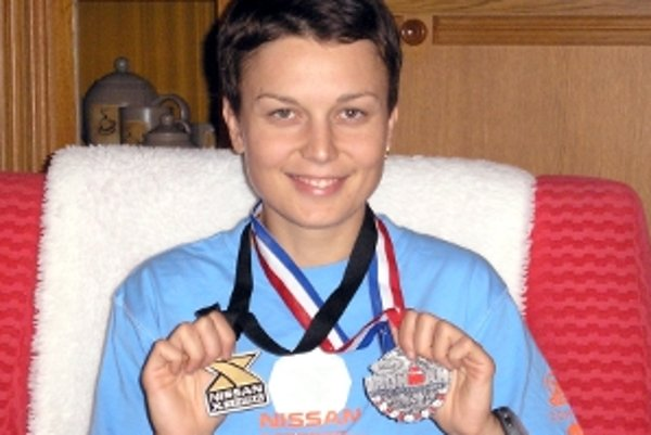 Andrea Dermeková viackrát úspešne zvládla aj najťažší Ironman na Hawaii.