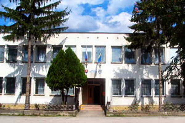 Obecný úrad v Hradišti pod Vrátnom.
