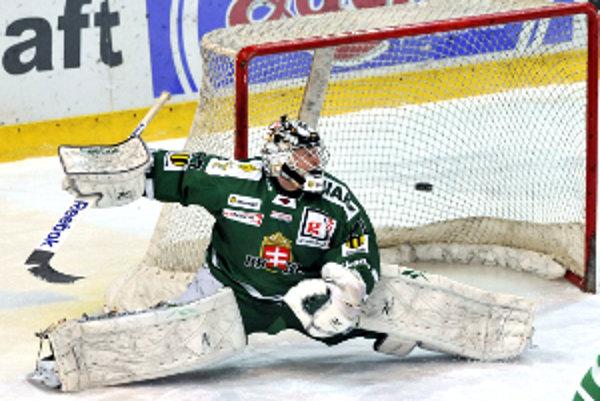 O posledný gól v sieti Vlastimila Lakosila v tejto sezóne sa postaral Arne Kroták.