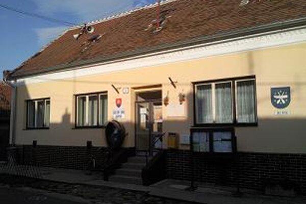 Obecný úrad v Kátove.