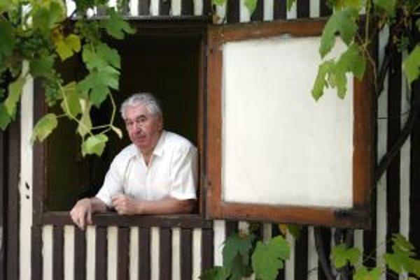 Anton Srholec strávil takmer desať rokov v uránových baniach ako väzeň režimu.
