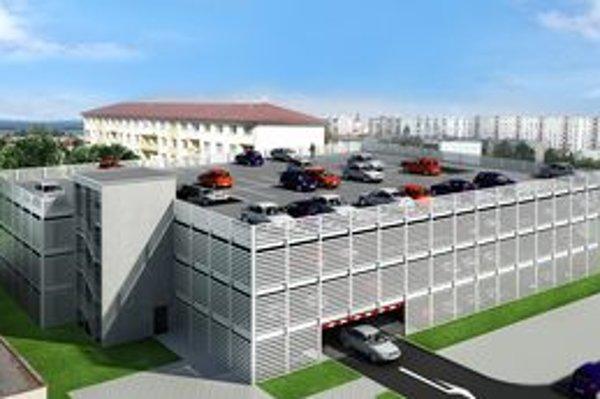 Parkovaciemu domu povedali obyvatelia Malaciek nie.