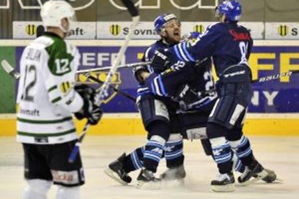 Hokejisti Martina sú v semifinále.