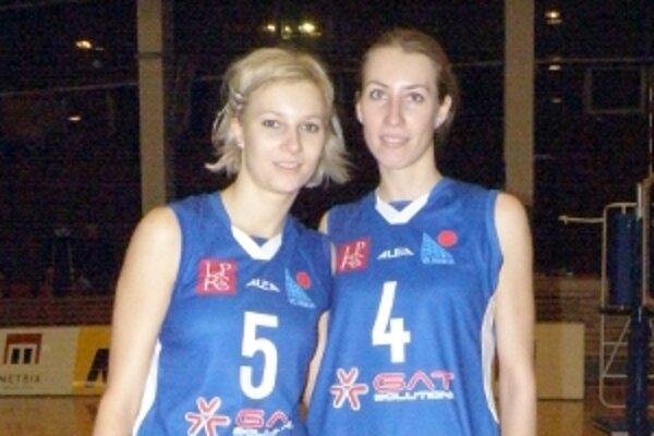 Petronela Biksadská nie je jedinou senickou posilou. Veľa si v klube sľubujú aj od bývalej reprezentantky Jany Magátovej.