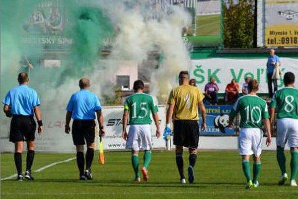 Po zápase s FKM vo Veľkom Mederi dôvod na takúto oslavu nemali.