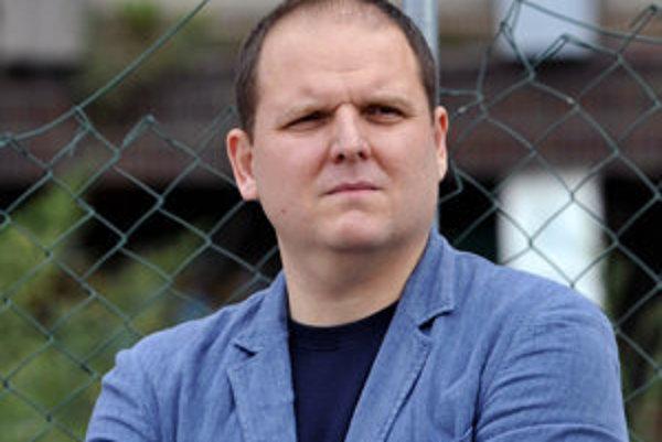 Pavel Nechala, právnik Transparency International