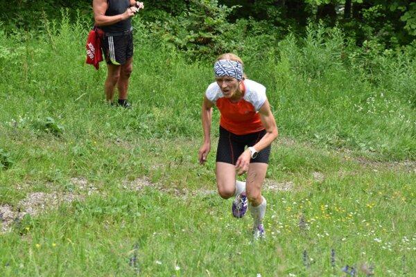 Katarína Paulínyová si v domácom prostredí vybojovala bronzovú medailu.