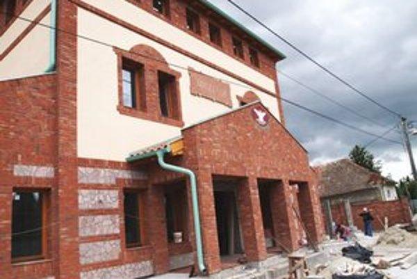 Rekonštrukcia historickej budovy bývalej materskej školy na múzeum.