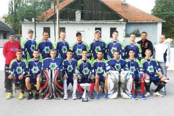 HBK Nové Zámky - tretí na Stumpel cup-e 2013.