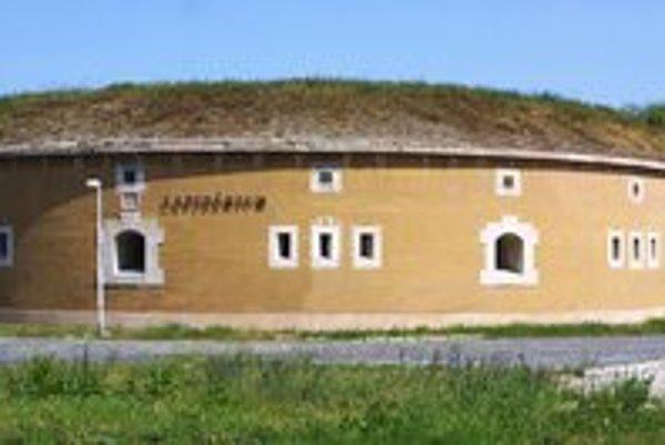 Podunajské múzeum v Komárne.