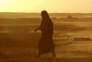Prach zo Sahary doveje až k nám.