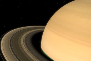 Presný počet Saturnových prstencov je neznámy. Je ich viac ako niekoľko tisíc.