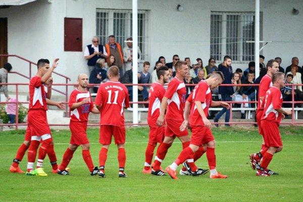 Hornokráľovskí futbalisti sa stali víťazom tradičného turnaja o Pohár KFC TIBI.
