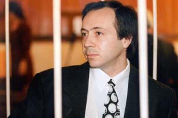 Boris Dekanidze - bývalý šéf litovského podsvetia.