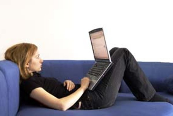 Tempo práce si teleworker určuje sám.
