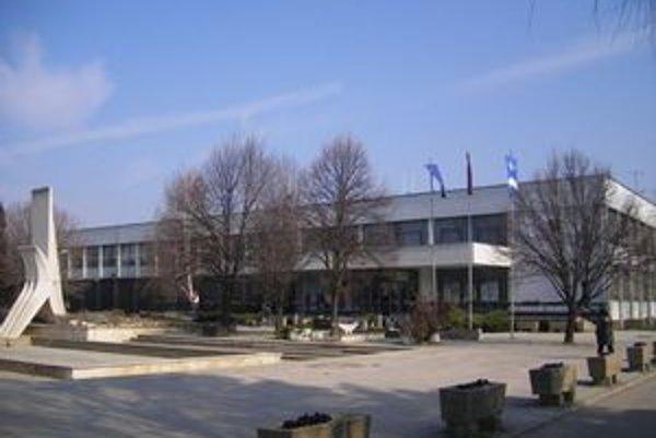 Mestský úrad v Kolárove.