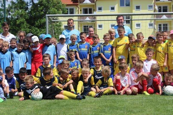 V Bošáci vyhralo nadšenie a radosť z futbalu.