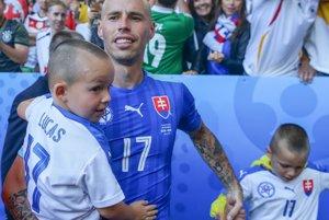 Hamšík je rád, že bol na ME. Nevie, kedy sa Slovensko opäť dostane na taký vrcholový turnaj.