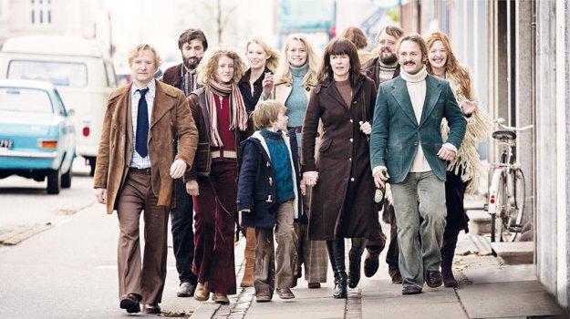 Kodaň, sedemdesiate roky.