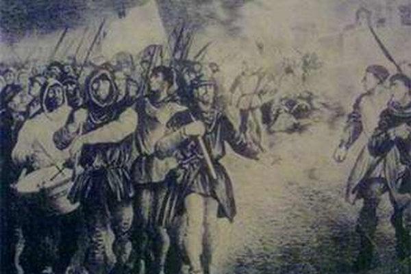 Takto videl banícke povstanie maliar Vincent Hložník