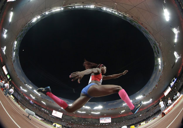 Peking (Čína) - MS v atletike