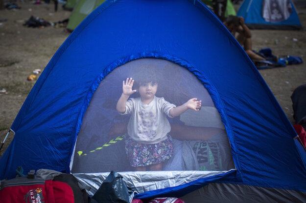 Utečenci v Srbsku