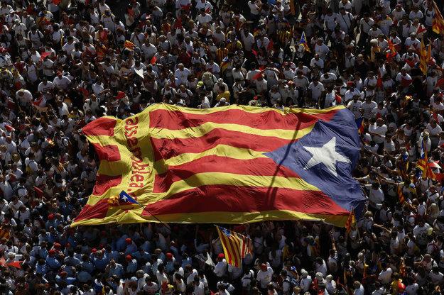 Katalánsko, Španielsko
