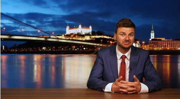 V novej týždennej šou satiricky komentuje politické dianie na Slovensku.