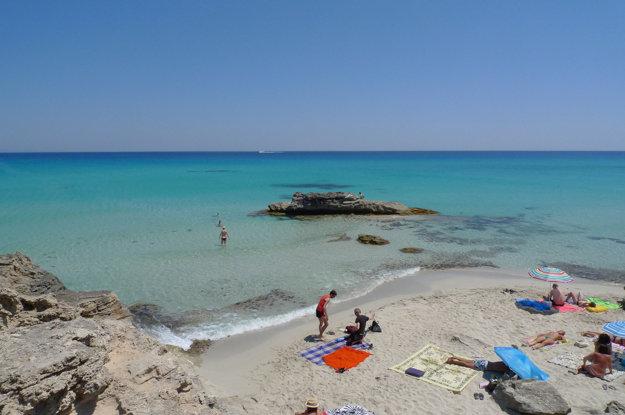 Ostrov Formentera, Španielsko