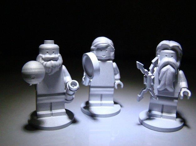 Hliníkoví pasažieri vesmírnej lode Juno.