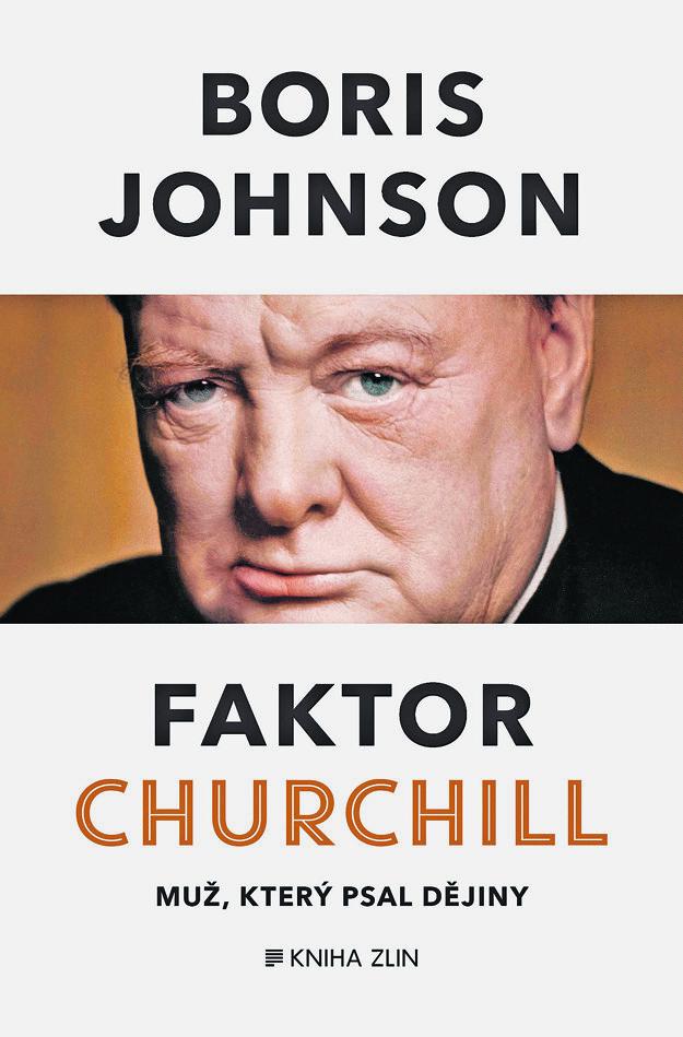 Boris Johnson On Churchill