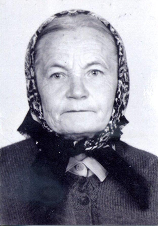 Mária Fujaková, rodená Školová.