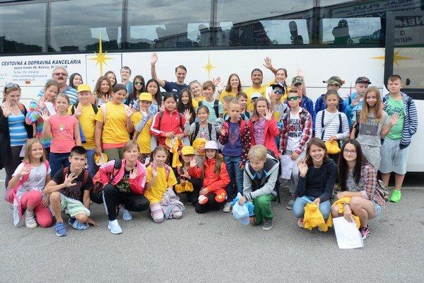 Deti sa do Korzárlandu tešia. Zažijú tam osem skvelých dní.