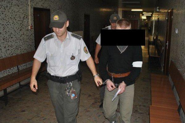 Michal na krajskom súde. Odvolanie mu zamietli.