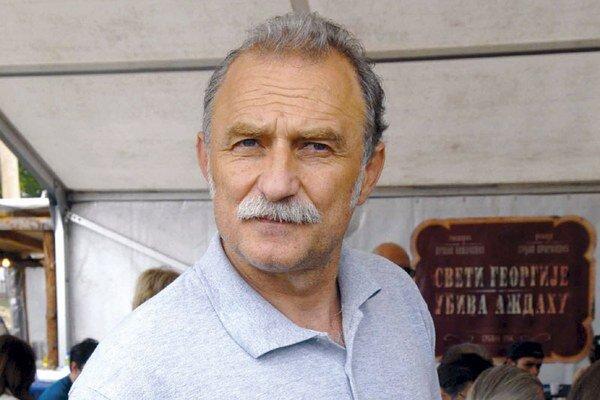 Srbská herecká hviezda. Lazar Ristovski dostane Hercovu misiu.