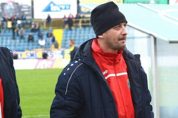 Ivan Lapšanský. Začne zimnú prípravu s košickým mužstvom.